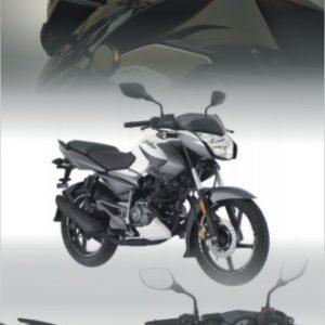 motocykl pulsar auto-art bytom