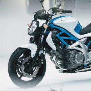suzuki glaudius motocykl auto-art